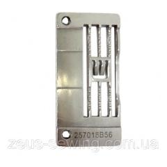 Пластина игольная 257018 B56