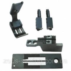 Комплект JUKI LH-3168-7 1/4 6,4 мм автом, откл, иглы