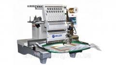 Промышленная одноголовочная компактная вышивальная машина Velles VE 21C-TS (Touch screen)