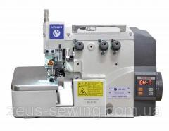 3-ниточная стачивающе-обметочная машина для легких и средних материалов VELLES VO900-3UD