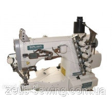 Плоскошовная машина (распошивалка) с миницилиндрической платформой Siruba S007KD-W122-364/PCH-3M/UTX