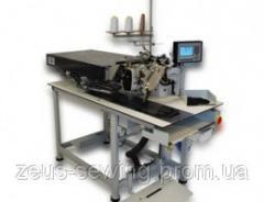Автомат для обработки прорезных карманов ASS BASS 3050