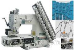Машина цепного стежка SIRUBA VC008-12064P/VWLC/FH