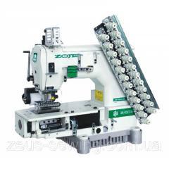 Швейная машина Zoje ZJ1414-100-403-601-616-12064