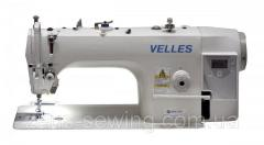 1-но игольная машина челночного с прямым сервоприводом и автоматическими функциями VELLES VLS1100D
