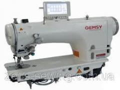 Промышленная машина челночного стежка типа Зиг-Заг Gemsy GEM2297D3-SR