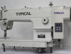 Высокоскоростная 1-игольная универсальная машина челночного стежка с прямым сервоприводом Typical GC6150BD