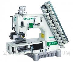 Швейная машина Zoje ZJ1414-100-403-601-609-04064/254