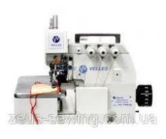 3-х ниточный оверлок для легких и средних материалов VELLES VO7700-3U