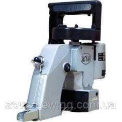 Портативная ручная 1-ниточная одноигольная мешкозашивочная машина. JASMINE GK 26-1А