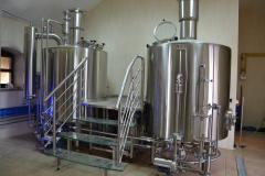Brewery of 1000 l
