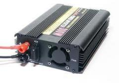 Voltage Inverters