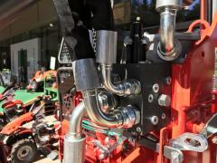 Гидравлическая система для дровокола