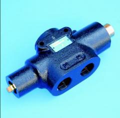 Селекторный клапан 3/2-1 дюйм Hyva