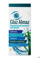Капли Glaz Almaz (Глаз Алмаз) для восстановления зрения