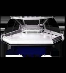 Холодильная витрина Belluno-УН (угловой элемент)