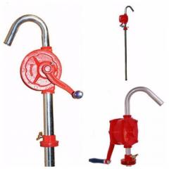 Fuel-dispensing columns for pumping of diesel