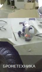 Accumulators to armored vehicles, Kiev, Ukraine