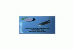 Комплект ножей для овальной резки паспарту