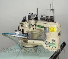 4-игольная 6-ти ниточная плоскошовная машина Ming Jang MJ101TX-460-01S/DSV/AT/AW /TK3/SSD