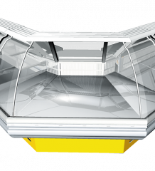 Холодильная витрина Sorrento-УН (угловой...