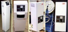 Электрические нагреватели для систем отопления Эко - серия компакт