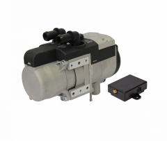 Подогреватель жидкостный предпусковой BINAR-5S-Comfort (бензин) в комплекте с модемом SIMCOM-2