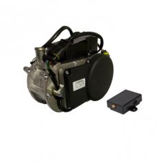 Подогреватель жидкостный предпусковой Бинар-5Б-Компакт 12В-GP (бензин) в комплекте с модемом SIMCOM-2