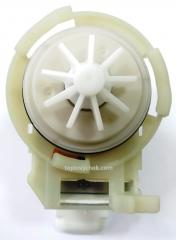 The drain pump (pomp) to the Bosch dishwasher (Bosch), Siemens (Siemens) 25565104