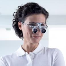 Surgical magnifying glasses of EyeMag Smart from