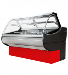 Кондитерская холодильная витрина Sorrento-K