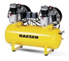 The compressor the piston Coupled Kaeser KCD...