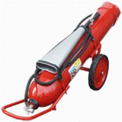 Огнетушитель углекислотный ОУ-40 (ВВК-25)