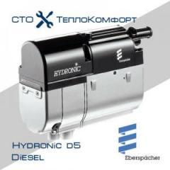 Жидкостный автономный отопитель Eberspacher Hydronic D5 S дизель +монтажный комплект