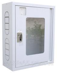 Шкаф пожарный 600х600х230 белый