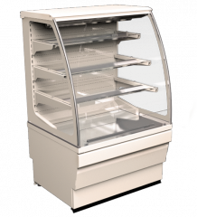 Кондитерская холодильная витрина Cremona Open