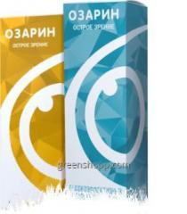 Озарин - комплекс для зрения