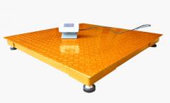 Платформенные весы ЗЕВС  1000 кг