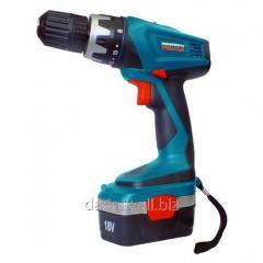 Cordless screwdriver Rostec of ASh 1812-2 B2