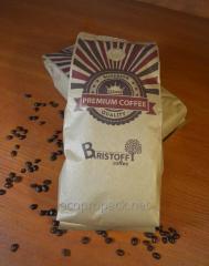 """Кофе зерновой """"BARISTOFF PREMIUM"""" 1кг."""