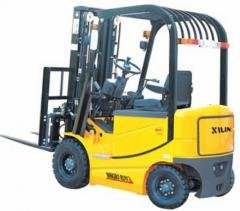Explosion proof electric forklifts