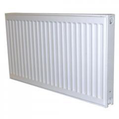 Радиатор TIBERIS TYPE22 H 300 L=400 боковое подключение