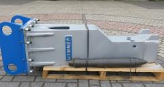 Hydrohammer for excavators weight 10-18t Hummer HM1000