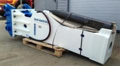 Hydrohammer of Hummer HS4500 OS.