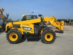 Telescopic loader of JCB 531-70 new.