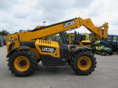 Telescopic loader of JCB 535-95 AGRI.