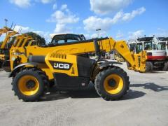 Telescopic loader of JCB 535-95, 2014.