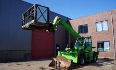 Telescopic loader of MERLO ROTO 33.16.