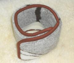Belt the two-layer P3 warming from sheep wool