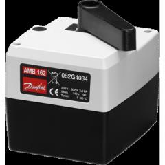 Редукторный электропривод AMB 162 , 60-120 сек. , 24 В , 5 Нм , аналог. 082H0230